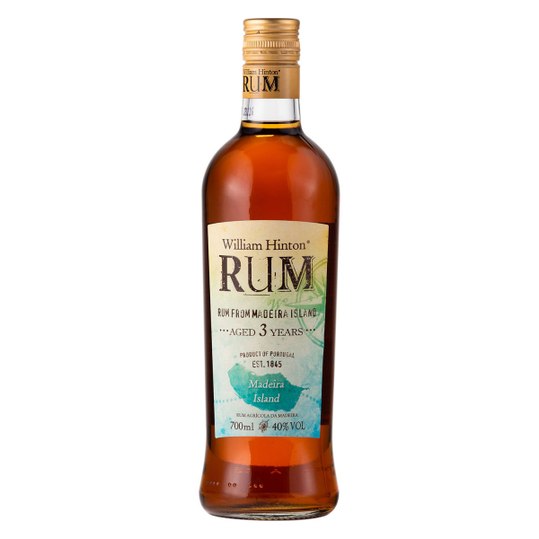 William Hinton Rum 3 Jahre