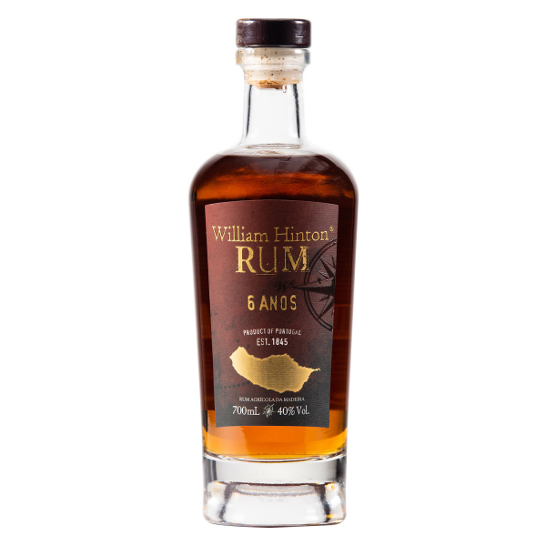 William Hinton Rum 6 Jahre