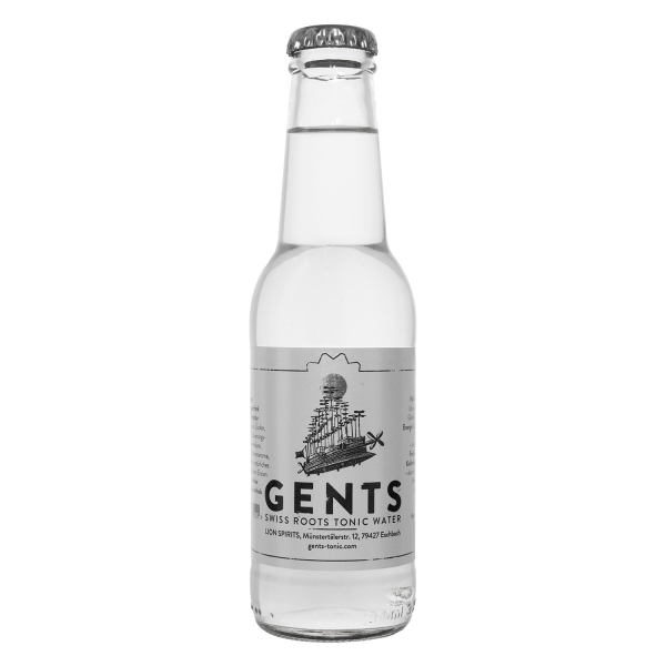 Gents Swiss Root Tonic Water
